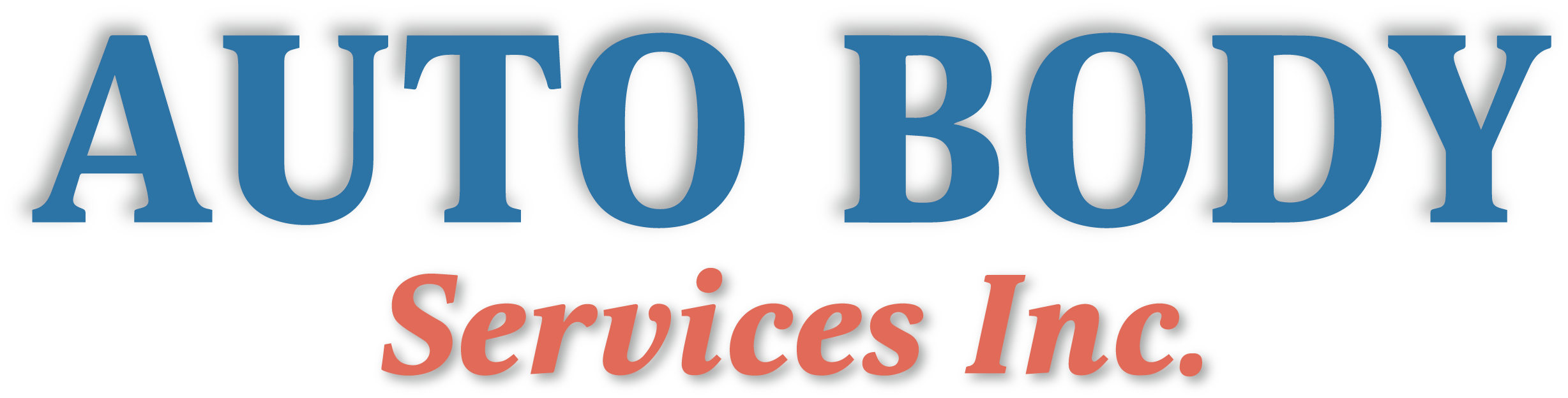 Auto Body Services Logo