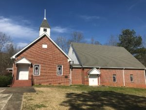 Clairmont Springs Baptist Church