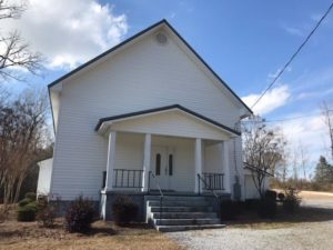 Hatchett Creek Baptist Church