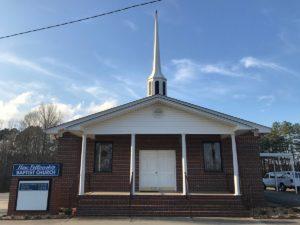 New Fellowship Baptist Church